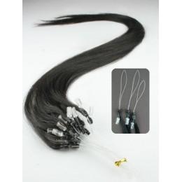 Vlasy pro metodu Micro Ring / Easy Loop / Easy Ring / Micro Loop 50cm – růžová