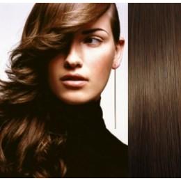 Clip in maxi set 73cm pravé lidské vlasy – REMY 280g – PŘÍRODNÍ BLOND