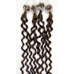 Vlasy pro metodu Micro Ring / Easy Loop / Easy Ring / Micro Loop 60cm – černé