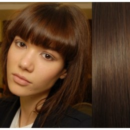 Clip in vlasy 43cm 100% lidské - REMY 70g – světlejší blond